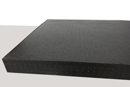 Płyta 1000x800x80 40g/l czarna